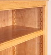 Sawtooth Shelf History